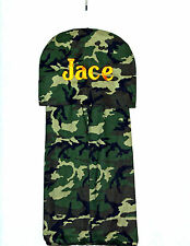 Camo Diaper Stacker, Camouflage, Custom Personalize With Baby Name, AGIFT 202