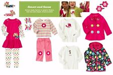NWT Gymboree Smart and Sweet Mixed Pieces and Sets Size 3T, 4T, 4, 5. 3-4, 5-6