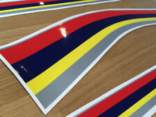PEUGEOT 106 S1 RALLYE SIDE REAR WING STRIPE DECAL STICKER GRAPHIC (REPRODUCTION)
