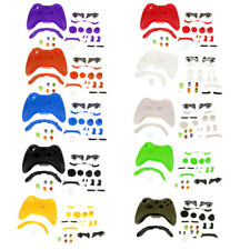 Full Housing Shell Button Case Parts Replacement for Xbox 360 Controller