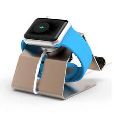 Charging Dock Station Stand Cradle Holder For iPhone Apple Watch 38mm 42mm