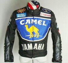 NEW Yamaha Camel Motorcycle Jacket Black M L XL XXL NEW