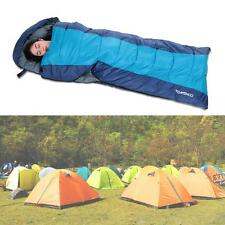 Outdoor Camping Envelope Sleeping Bag Hiking Travel Hunting Ultra-light VS K6J8