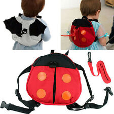 Stunning Baby Kid Toddler Keeper Walking Safety Harness Backpack Leash Small Bag