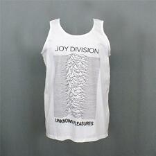 joy division festival t-shirt unisex indie punk vest rock music top white s-xxl