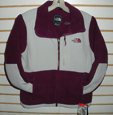 THE NORTH FACE WOMENS DENALI FLEECE JACKET-#ANLP- PARLOUR PURPLE- SMALL- NEW