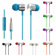 Universal 3.5mm In-Ear Earbud Earphone Headset Headphone For Cell Phone MP3 PC