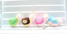 Turbo Snail Cute Dolls Stuffed Plush Toy Kids Children Gift 8""
