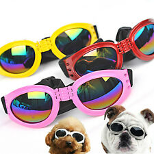 Fashion Pets Dogs Sunglasses Eye Wear Protection UV Glasses Adjustable Strap New