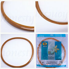 Replacement Silicone Rubber Orange Gasket Sealing Ring Home Pressure Cooker New
