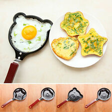 New Kitchen Non Stick Egg Frying Pancakes Pan Housewares Easy Mould Cook Tools