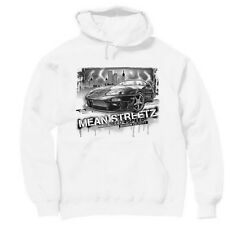 Pullover Hooded Transportation Sweatshirt Maximum Overdrive Street Racing Car