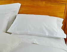 1000TC Cotton Fitted Sheet Set Ivory NaturaHome