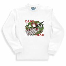 Long Sleeve T-shirt Adult Youth Sports Dad's Gear Golf Golfing Clubs Gloves Tees