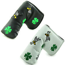 Clover&Bee Golf Putter Cover Headcovers For Scotty Cameron Ping Taylormade Blade