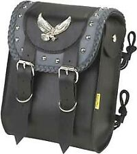 Willie & Max Gray Thunder Studded Sissy Bar Bag 58445-01