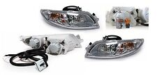 2006 2007 New Chrome Headlight PAIR International Truck 4100 4200 4300 4400
