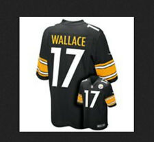 * NWT NEW BOYS Pittsburgh Steelers Mike Wallace NFL Jersey #17 14 16 18 20