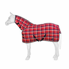 Masta Quiltmasta Check 120g Fixed Neck Stable Rug
