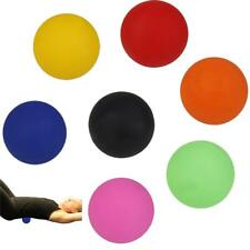 Massage Trigger Point Lacrosse Ball Sport Hand Body Exercise Pain Stress Relief