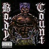 BODY COUNT COP KILLER 1992 USA Banned 1st Press CD ICE-T RARE Out of Print