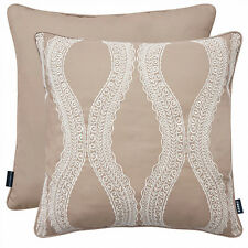 Designer Scatter Filled Cushions Cushion Covers Atlantis Natural Sofa Chair Bed