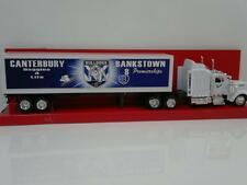 Canterbury Bankstown Bulldogs  Kenworth W900 1:43 Container Truck Rig Semi