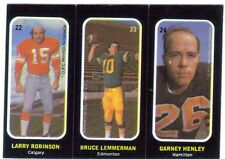 1972 CFL O Pee Chee Insert Football Card