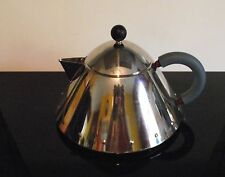 Michael Graves stainless Teapot Alessi Italy - MG33