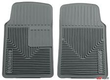 Husky Liners Heavy Duty Grey Custom Front Floor Mats 51062
