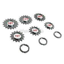 Fixie Bicycle Track Sprocket Fixed Gears Bike Single Speed Cog Thread Lock Rings