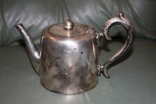 Antique Teapot Silver? Walker & Hall, Warranted Hard & Silver Soldered