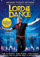 Michael Flatley Returns As Lord Of The Dance (DVD) NEW SEALED FREEPOST
