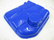 FORD FOCUS HEADER TANK COVER AND CAP in BLUE MK1 RS ST