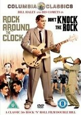 Rock Around the Clock/Don't Knock the Rock [Region 2] - DVD - New - Free Shippin