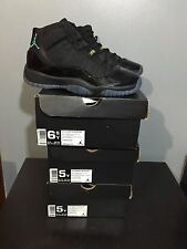 AIR JORDAN 11 RETRO GAMMA GS 378038-006 BLACK CONCORD ROYAL BRED BG