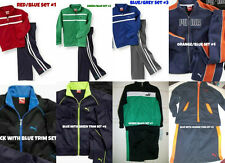 * NWT NEW BOYS 2PC PUMA Tricot Track WINTER OUTFIT SET 2T 3T 4T 4 6