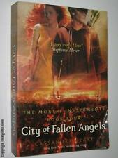 City of Fallen Angels: The Mortal Instruments #4 by CASSANDRA CLARE - 2011