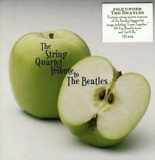 String Quartet Tribute To The Beatles - Tribute To Beatles (CD Used Very Good)