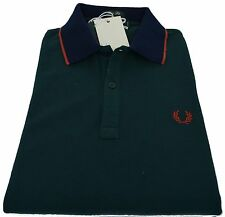 Polo T-shirt Men's Sweater Men Fred Perry Made In Italy 30102276