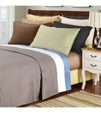 Impressions 1500tc Egyptian Cotton Solid Sheet Set