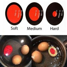 Egg Perfect Color Changing Timer Yummy  Boiled Eggs + Spring Wire Egg Cup TOP