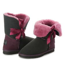 AUSTRALIAN MADE BETTY BOW UGG BOOTS