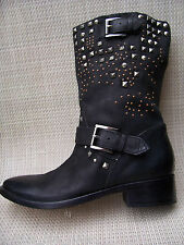 MIMCO Apocalypse  Boots SHOES  NEW IN BLACK, RRP $499 s  38 NEW in Black box
