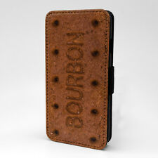Bourbon Biscuit Flip Case Cover For Samsung Galaxy - T1066
