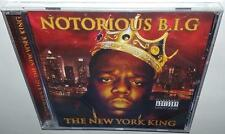 THE NOTORIOUS B.I.G. THE NEW YORK KING (2015) BRAND NEW SEALED CD JAY-Z NAS