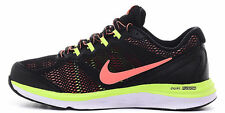 Girls Nike Dual Fusion Run 3 Juniors Running Trainers Lace Up Sports Shoes Size