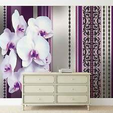 WALL MURAL Flowers Floral XXL PHOTO WALLPAPER (1282DC)