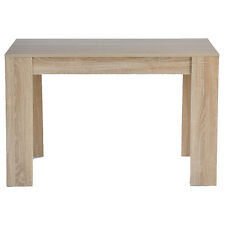 Dining table Rectangular 2/4/6 Seats Small/Large Size Home Kitchen Furniture MDF