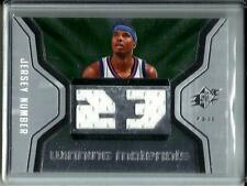 Quentin Richardson 07/08 SPX Winning Materials Game Used Jersey